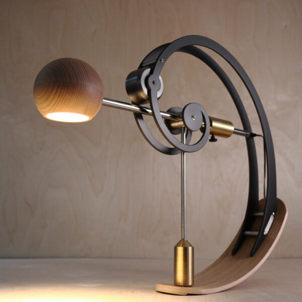 Balance lamp - A-Type by BLOTT WORKS